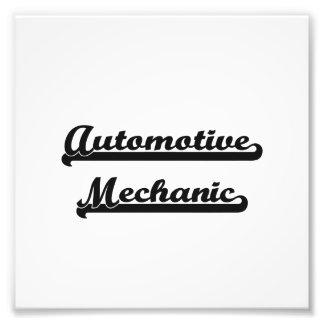Sistema de trabajo clásico del mecánico automotriz cojinete