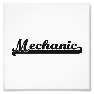 Sistema de trabajo clásico del mecánico cojinete