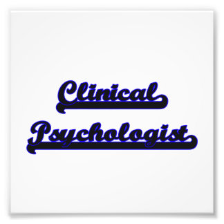 Sistema de trabajo clásico del psicólogo clínico fotografía