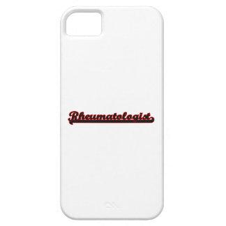 Sistema de trabajo clásico del reumatólogo iPhone 5 Case-Mate cárcasas