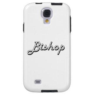 Sistema de trabajo de obispo Classic Funda Para Galaxy S4