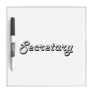 Sistema de trabajo de secretaria Classic Pizarra