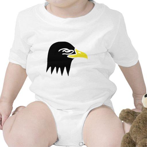 sistema del águila traje de bebé