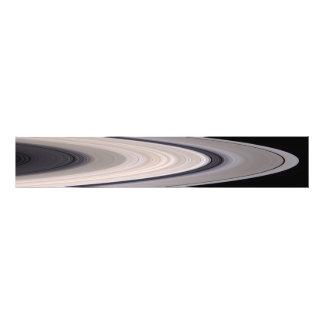 Sistema del anillo de Saturn Fotografías