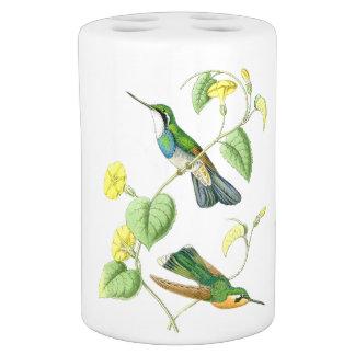 Sistema del baño de los colibríes de Gould Accesorios De Baño