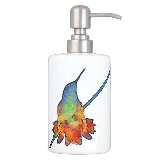 Sistema del baño del colibrí accesorios de baño