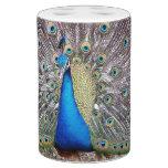Sistema del baño del pájaro del pavo real sets de baño