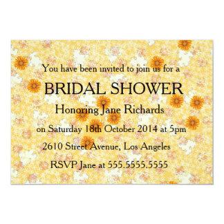 """Sistema del boda de la maravilla de la miel invitación 5"""" x 7"""""""