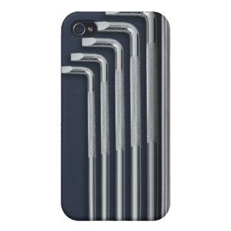 Sistema del destornillador diseño para el caso ip iPhone 4/4S carcasa