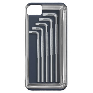 Sistema del destornillador iPhone 5 carcasas
