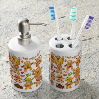 Sistema del dispensador del jabón de los hombres conjunto de baño