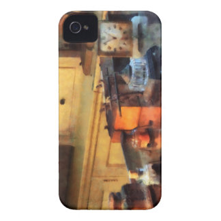 Sistema del escritorio iPhone 4 Case-Mate cobertura