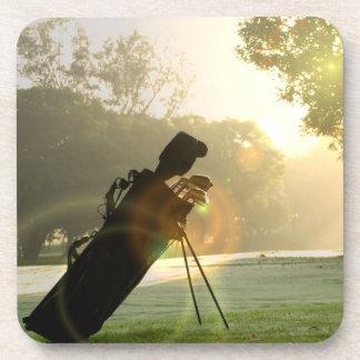 Sistema del golf de seis prácticos de costa posavaso