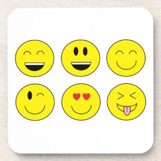 Sistema del práctico de costa de Emoji Posavaso