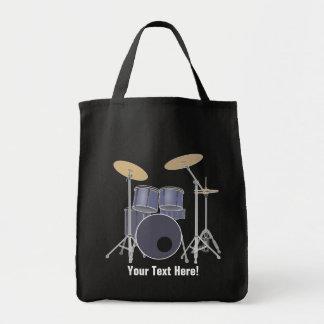 Sistema del tambor bolsa tela para la compra