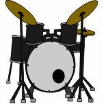 Sistema del tambor esculturas fotograficas