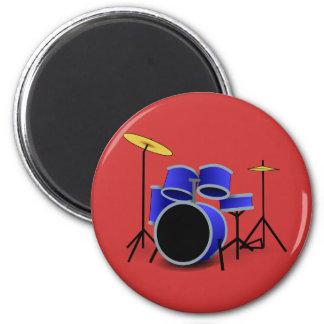 Sistema del tambor imán redondo 5 cm
