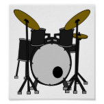 Sistema del tambor impresiones