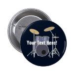 Sistema del tambor pins