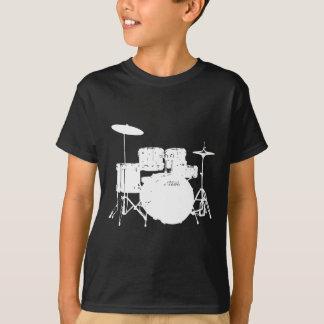 Sistema del tambor playera