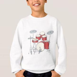 sistema del tambor poleras