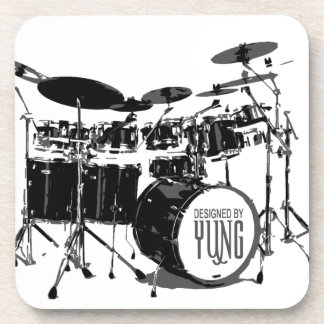 Sistema del tambor posavaso