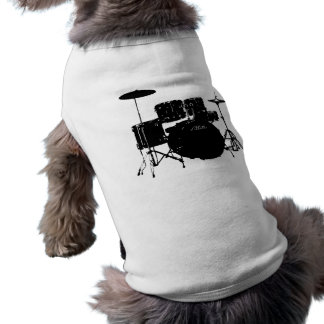 Sistema del tambor ropa de mascota