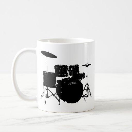 Sistema del tambor taza