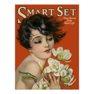 Sistema elegante 1926 póster
