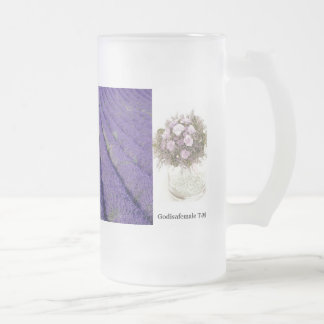 Sistema hermoso de Godisafemale de la emoción del  Taza De Café