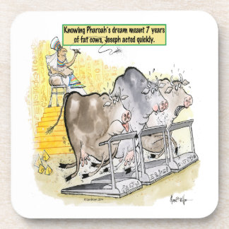 Sistema ideal del práctico de costa de las vacas posavasos
