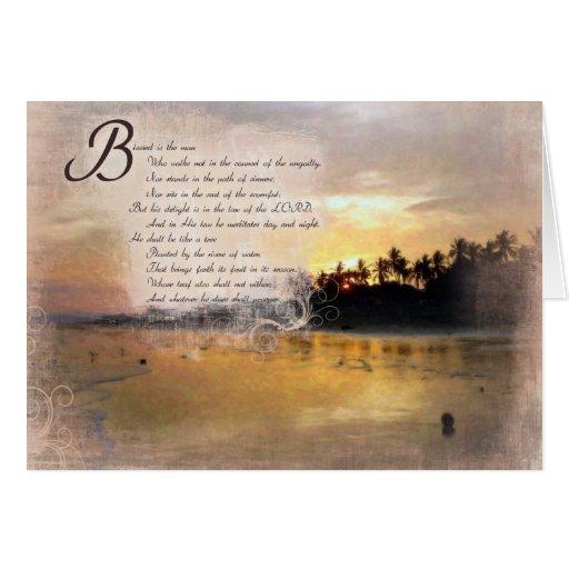 Sistema inspirado del regalo del verso de la tarjeta de felicitación