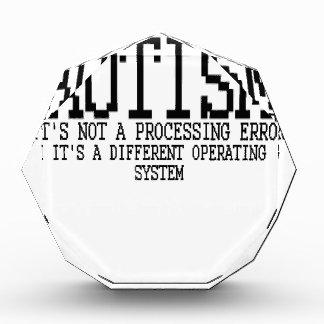 "Sistema operativo "".png del autismo"
