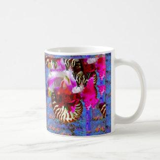 SISTEMA ORIGINAL FLORAL DEL ARTE MUG/CUP TAZA