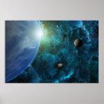 Sistema planetario poster
