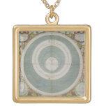 Sistema Ptolemaic, 'del atlas celestial, o Th Colgante Cuadrado