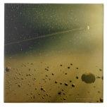 Sistema Solar 2 Azulejo Cuadrado Grande