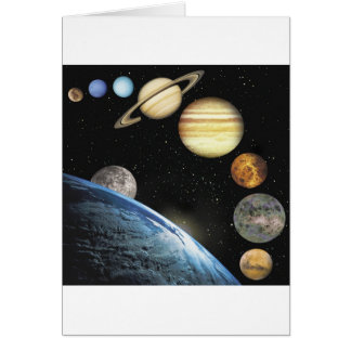 sistema solar cartoes