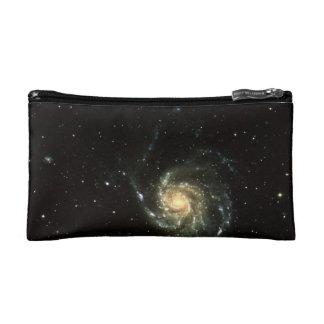 Sistema Solar de la galaxia colorida de la vía