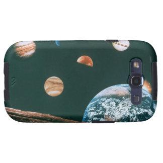 Sistema Solar Samsung Galaxy S3 Carcasas