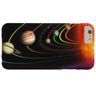 Sistema Solar Funda De iPhone 6 Plus Barely There