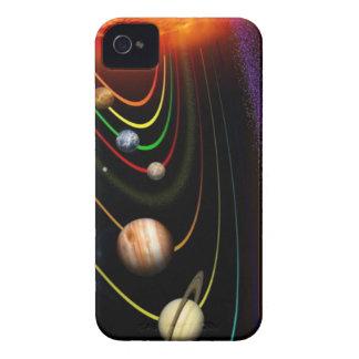 Sistema Solar iPhone 4 Carcasas