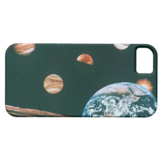 Sistema Solar iPhone 5 Fundas