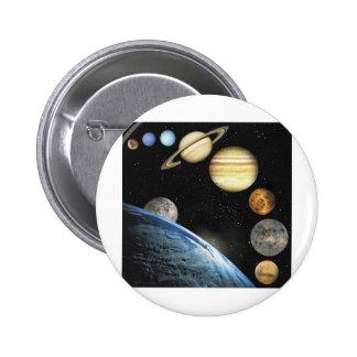 sistema solar pins
