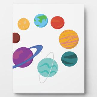 Sistema Solar Placas Con Fotos
