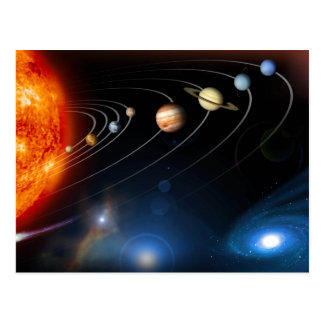 Sistema Solar Postal