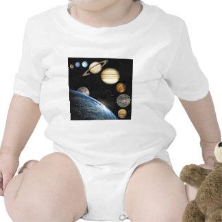 sistema solar tshirts