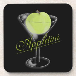 Sistema verde del práctico de costa de Appletini A Posavasos De Bebida