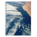 Sistemas del tiempo sobre la tierra 2 spiral notebooks