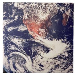 Sistemas del tiempo sobre la tierra 3 azulejo
